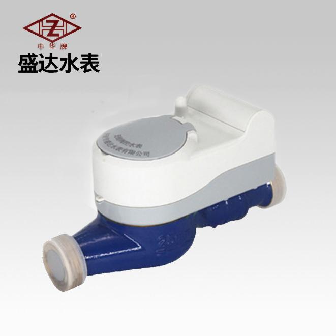 周口远传水表安装案例