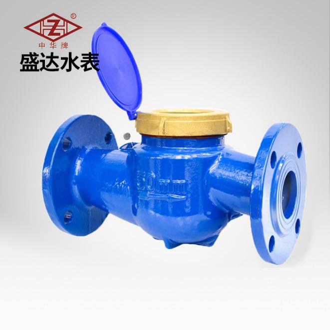 南京旋翼式水表的安装方向