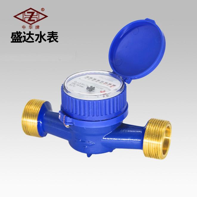 承德单流束水表的安装及应用