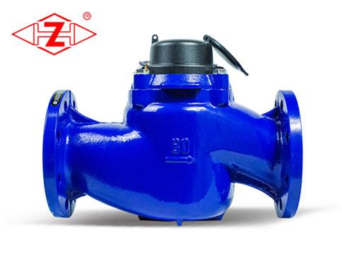 WS垂直螺翼式水表DN40-DN200