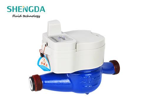 LoRa智能远传水表无阀小口径水表