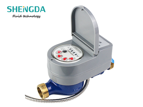 光电直读式远传水表阀控