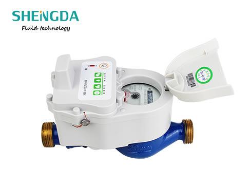 NB-IOT智能远传水表阀控小口径