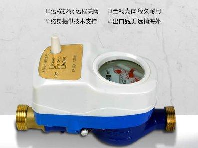 LORA远传阀控水表小口径